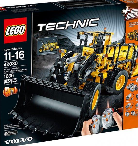 Lego Technic 42030 Volvo L350F Radlader plus.de Onlineshop nur heute 10% / qipu möglich