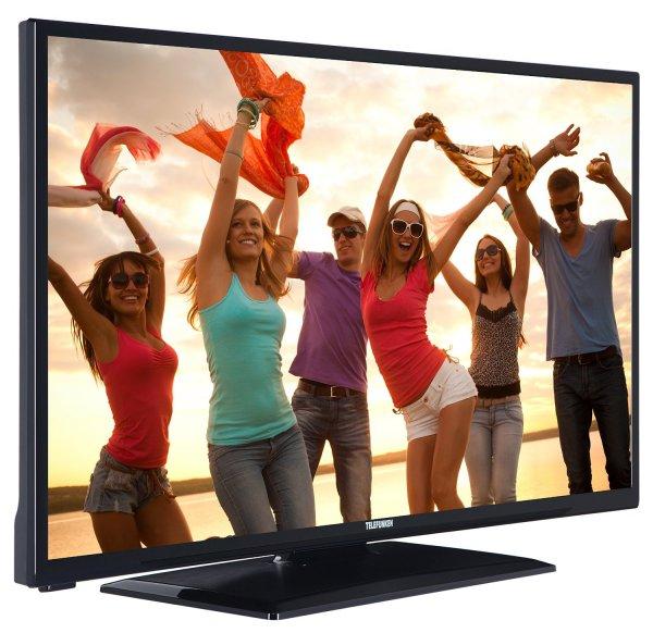 Amazon Blitzangebot: Telefunken D32H278I3I 81 cm (32 Zoll) Fernseher (HD Ready, Triple Tuner) [Energieklasse A] @ 199,99 Euro