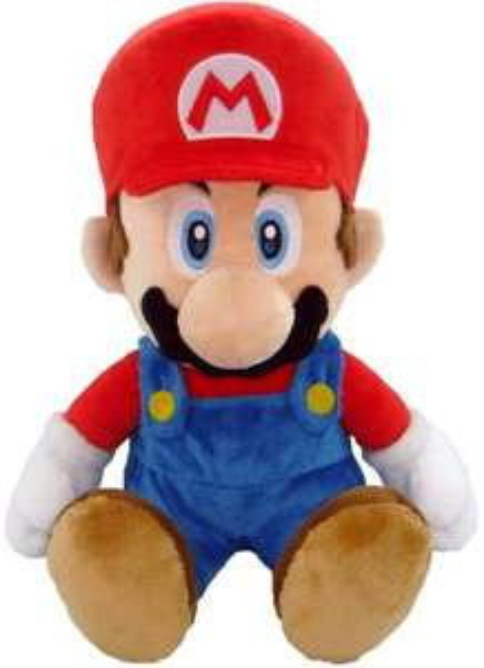 [Amazon.de] [Blitzangebot & Prime] Nintendo Plüschfigur Super Mario (21cm)
