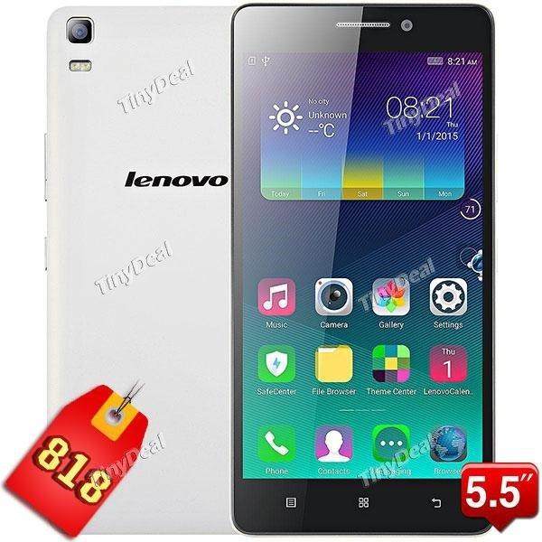 """LENOVO K3 NOTE 5.5"""" FullHD 64bit 8x1.7GHz Android 5.0 4G LTE 13MPix 2GB RAM 16GB ROM @tinydeal für 131,99€ + Einfuhrumsatzsteuer"""
