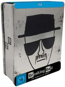 Breaking Bad - Tin Box [Blu-ray] [Limited Edition] für 69,97 €  > [amazon.de]