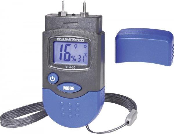 """Basetech™ - Materialfeuchtemessgerät """"BT-400"""" für €12.- [@eBay.de]"""