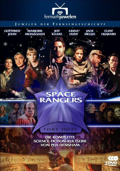 (Amazon.de-Prime) Space Rangers - Fort Hope - Die komplette Serie (Fernsehjuwelen) auf 3 DVDs für 10,97€