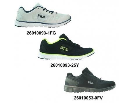 "FILA Laufschuhe Turnschuhe Sneaker ""Cyclone Run"" in 3 Varianten für 26,95€ @ Allyouneed"