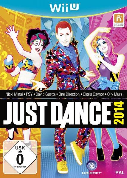 Just Dance 2014 - WII U - 9,95 Euro inkl Versand - 15 Euro Vergleichspreis