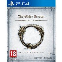 The Elder Scrolls Online: Tamriel Unlimited (PS4) für 32,66€ @TheGameCollection