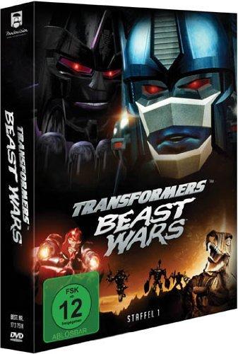 [Amazon-Prime]Transformers: Beast Wars - Staffel 1 [5 DVDs]