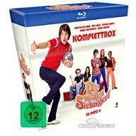 ABGELAUFEN - Die wilden Siebziger - Die Komplettbox mit allen 200 Folgen auf 16 Blu-rays (Cigarette Box mit Episodenguide und Fanposter)