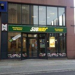 (Lokal/FFO) Subway 15 cm Sub für 2,00€ statt 2,99€