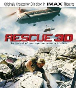 IMAX: Rescue 3D - Katastrophenhilfe auf Haiti [3D Blu-ray] für 6,46€ @Zavvi.com