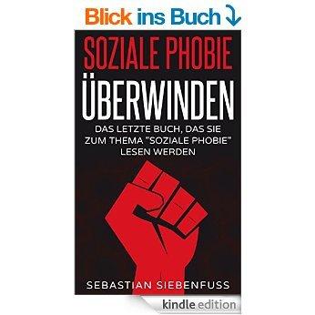 "Amazon eBook ""Soziale Phobie überwinden"""