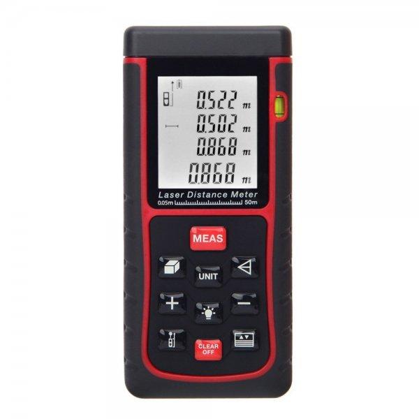 [Amazon] Anself RZ-50 Digitales Laser-Distanzmessgerät für 31,59 €