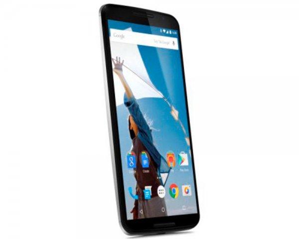 Motorola Nexus 6 Smartphone mit 32GB in weiß für 369€ (statt 450€) @MediaMarkt ebay