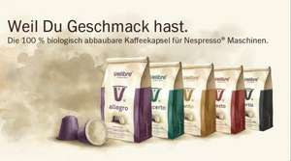 [Amazon]  Kaffeekapseln (Nespresso® System) im Angebot