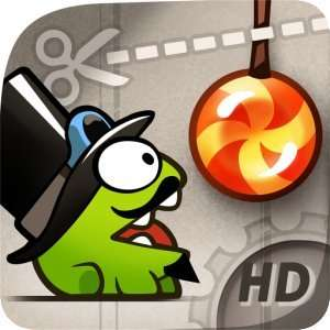 [Amazon App Shop] Cut the Rope: Time Travel HD