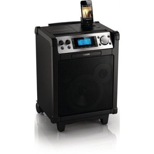 Philips AZP6/12 Lautsprecher-System bei Ibood 108,90 statt 279,00