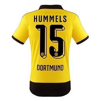 """BVB Trikot 2015/2016 mit Beflockung """"Hummels""""/ """"Mkhitaryan"""" / """"Aubameyang"""" usw. @Amazon für 64,95€ - S bis XXXXXL"""