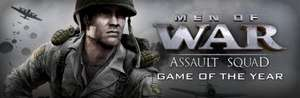 [STEAM] Men of War: Assault Squad - Game of the Year Edition | -75% Rabatt