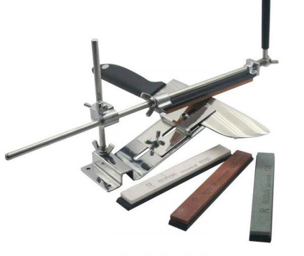 [CN - AliExpress] Messerschärfer mit verschiedenen Winkel & Schleifsteinen