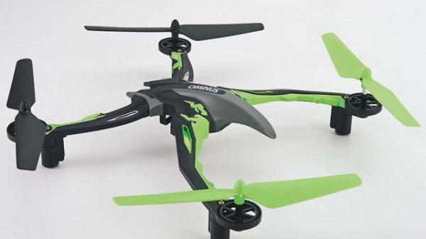 Dromida Ominus - Unkaputtbare Einsteiger Drohne (ohne Kamera)