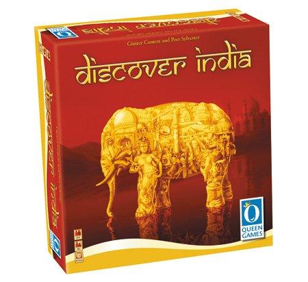 (Brettspiel) Discover India für 25,99 €
