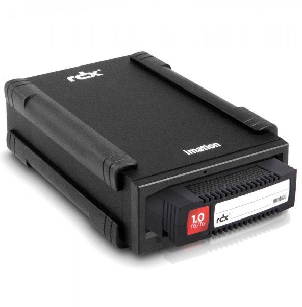 """Imation """"RDX Dock USB 3.0"""" + """"1 TB RDX Cartridge"""" für 179,90 €,@ZackZack"""