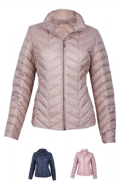 Mariposa Damen Daunenjacke mit Stehkragen in 3 Farben für 24,95€ inkl. Versand