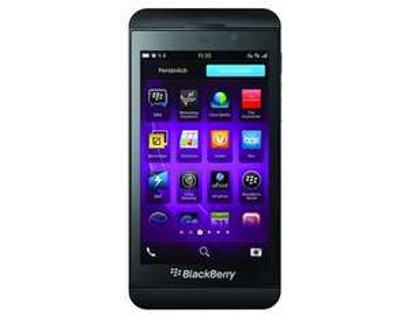 "BlackBerry Z10, Smartphone, 4G, 16 GB + microSDHC Steckplatz, 4.2"" 1.280 x 768 Pixel, 8 Mpix, BlackBerry OS, charcoal black B-WARE @allyouneed 99 €"