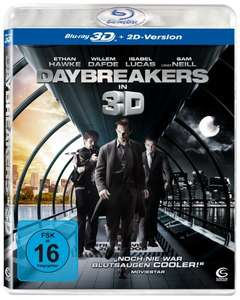 Daybreakers [3D Blu-ray + 2D Version] für 7,97€ @Amazon.de (Prime)