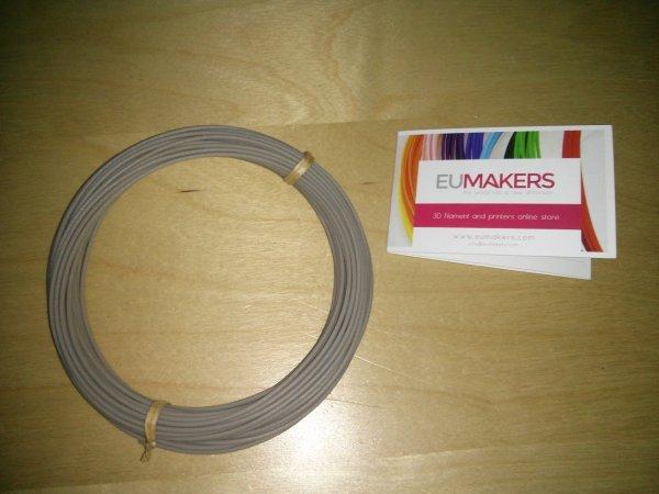 [eumakers.com] 50g PLA 3D Drucker Filament 1.75mm/2.85mm