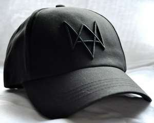[hdgameshop.at] Watch Dogs Aidens Basecap Baseball-Cap schwarz für 0,01€ + 3,5€ VSK