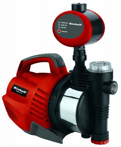 Einhell RG-AW 1139 Hauswasserautomat für 89,95€ @GartenXXL