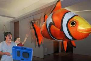 Air Swimmers - Awesome RC Fliegen Clownfish