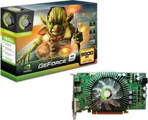 Point of View GeForce 9800 GT, 1GB DDR3, DVI, HDMI, TV-out