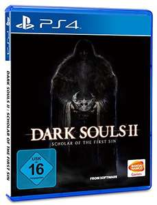 (Amazon.de) Dark Souls II: Scholar of the First Sin PS4+XBox One für 29,19€ und Batman: Arkham Knight PS4 für 38,68€ und Mittelerde: Mordors Schatten - Game of the Year Edition PS4 für 36,49€