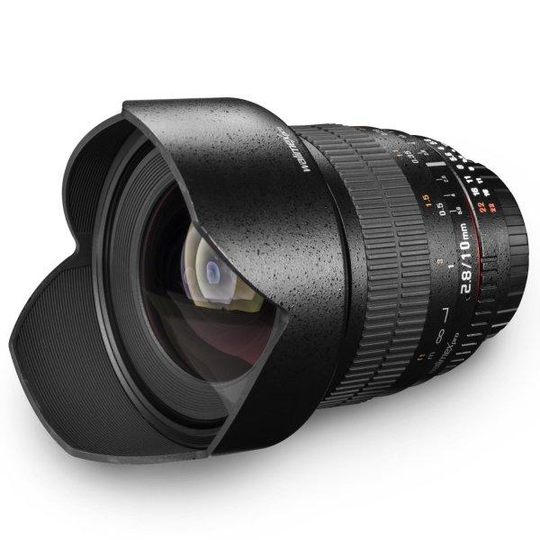 Walimex pro 10mm f2.8 DSLR Nikon F AE für 347,49 € @Amazon.it