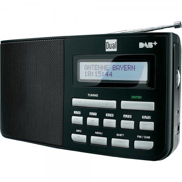 DAB+ Dual DAB 5.1 Kofferradio für 39,44€ @Conrad.de
