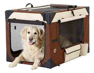 @Amazon Karlie Hunde Transportbox Smart Top De Luxe für € 34,99 inkl.Versand 53% Rabatt