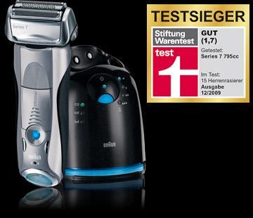 Braun Series 7 Herrenrasierer für 149€ bei MediaMarkt Bundesweit!