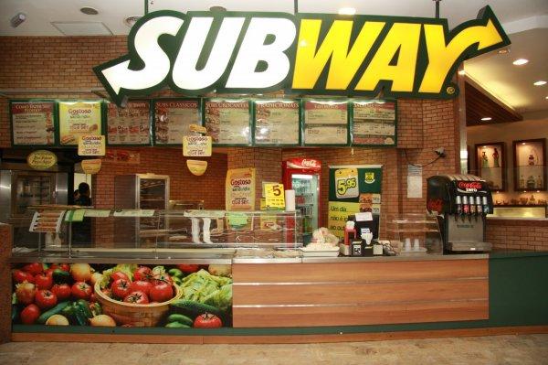 Subway 50% Subway wird 50!