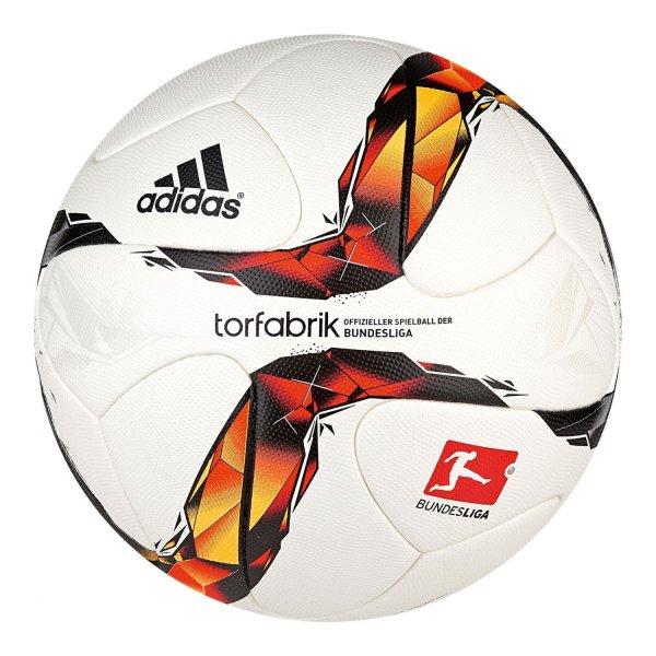 adidas Torfabrik 2015/2016 - offizieler Bundesliga Matchball