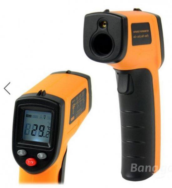 [BG] GM320 Infrarot Thermometer Temperaturmesser -50 bis 330°C