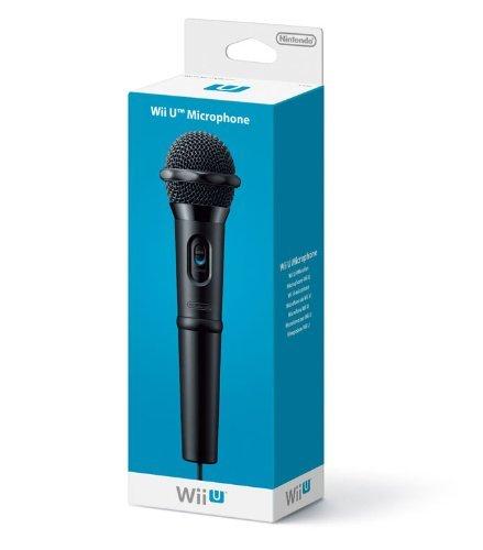 Nintendo™ - Wii U Mikrofon ab €4,74 [@Buecher.de]