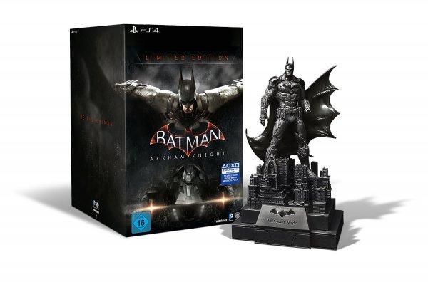 (Amazon.de) Batman: Arkham Knight - Limited Edition für PS4+XBox One für 86,87€