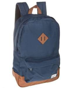 Hershel Supply Heritage Backpack navy für 41,40€ (mit qipu: 38,92€) @blue-tomato