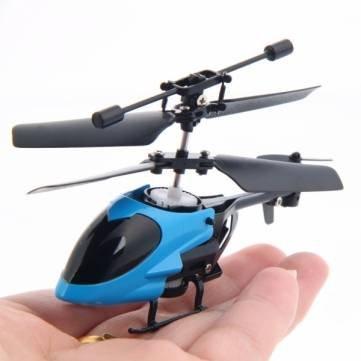 Mini Micro Remote Control RC Helicopter
