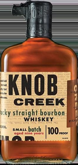 (amazon Blitzangebot) Knob Creek Patiently Aged Kentucky Straight Bourbon Whiskey