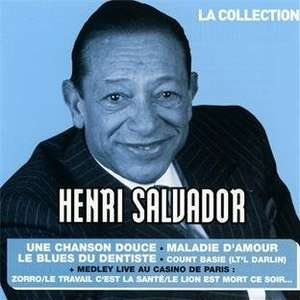 Amazon Prime : CD Henri Salvador - La Collection New Artworks 2011   Nur 0,92 €