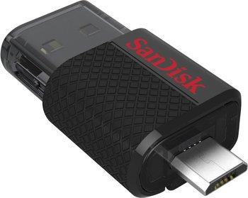 [Amazon Prime] Sandisk Ultra 32 GB Dual (USB + microUSB) USB 3.0 (R: 130 / W: ~100 MB/s für 14,99€ *** mit 64GB für 26,99€