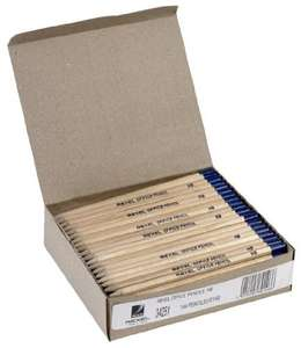 [Amazon-WHD] Rexel Büro-Bleistifte aus Naturholz HB 144 Stück